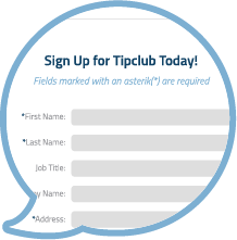 SignUp Tipclub Icon
